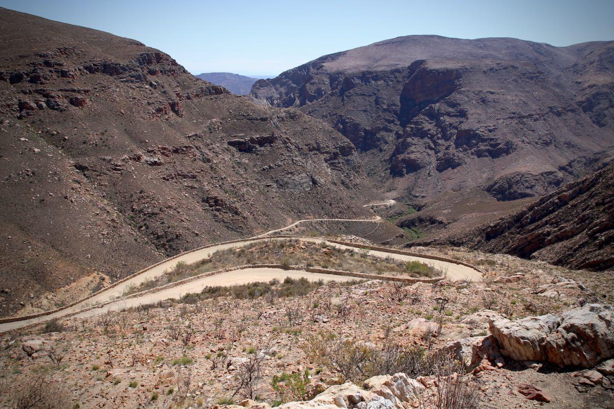 Der Swartbergpass - Ein kleines Abenteuer für sich