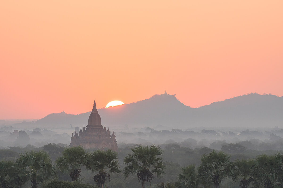 Bagan sunrise_day3_5