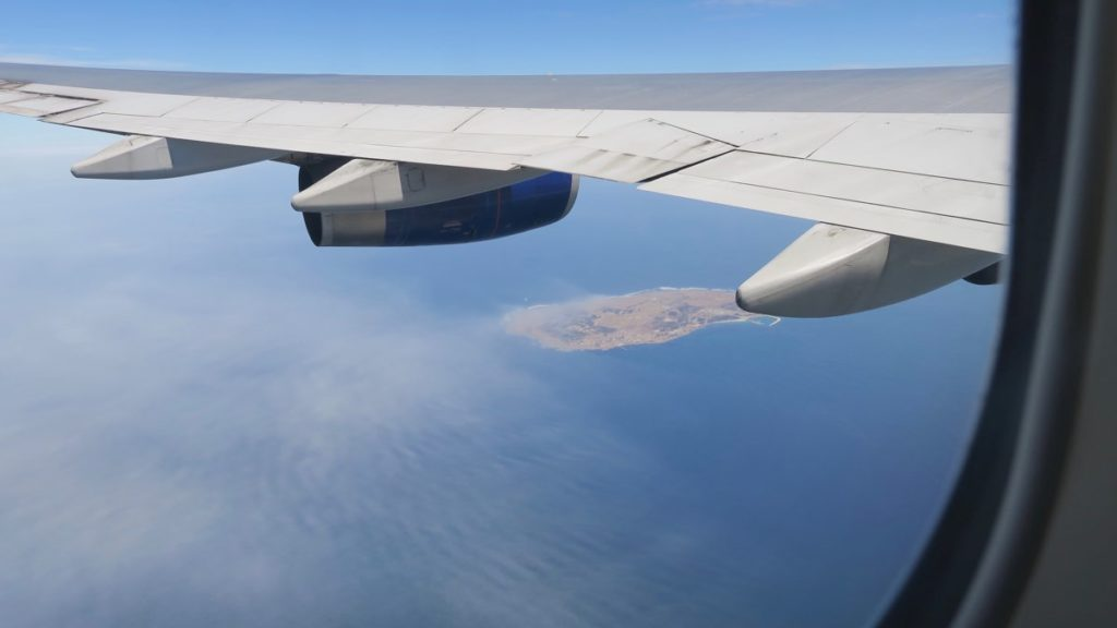 Mit dem Flugzeug in den Urlaub