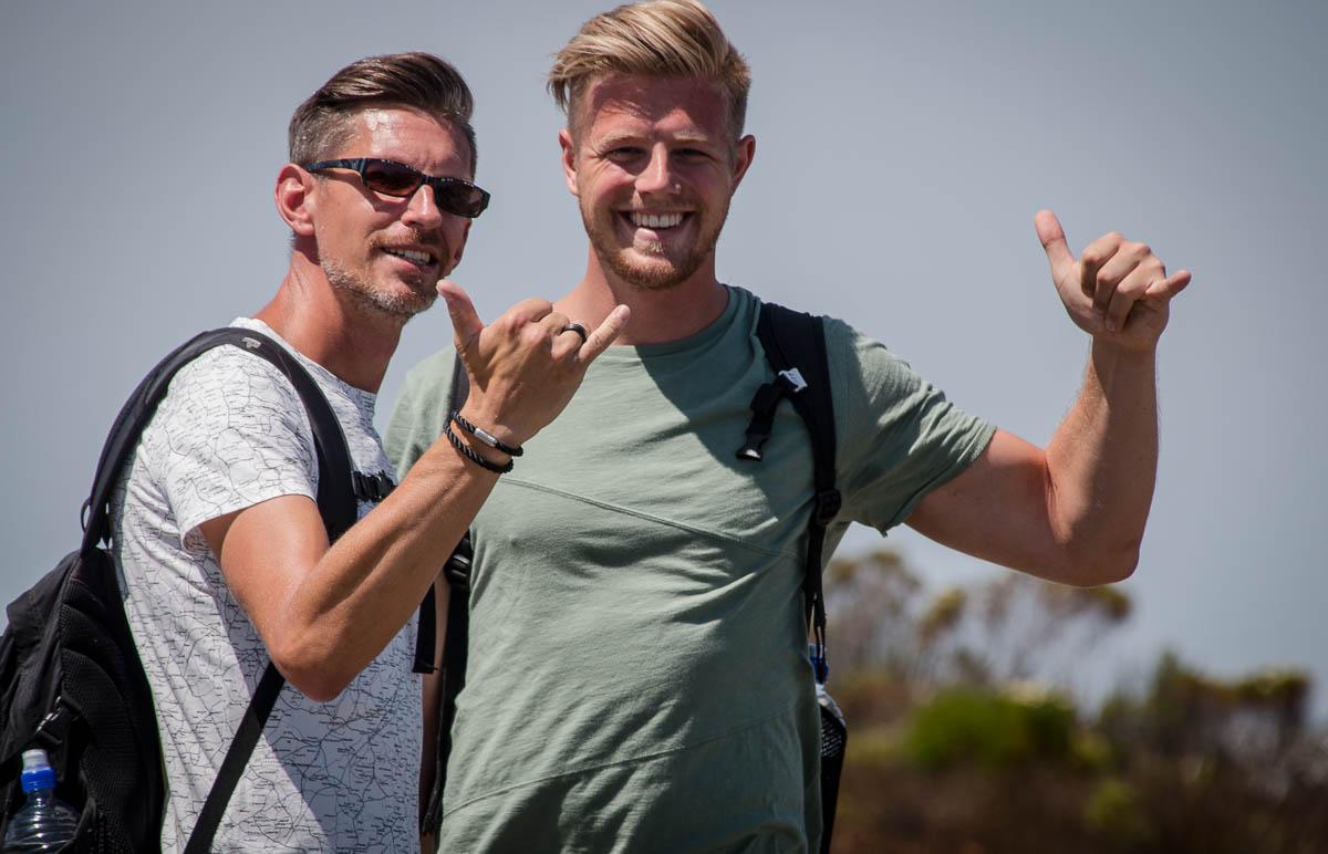 Gunnar und Fabian