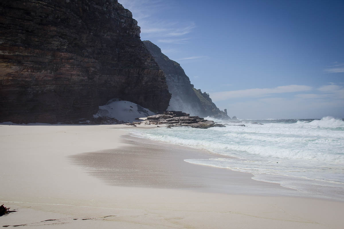 Cape of Good Hope - Dias Beach