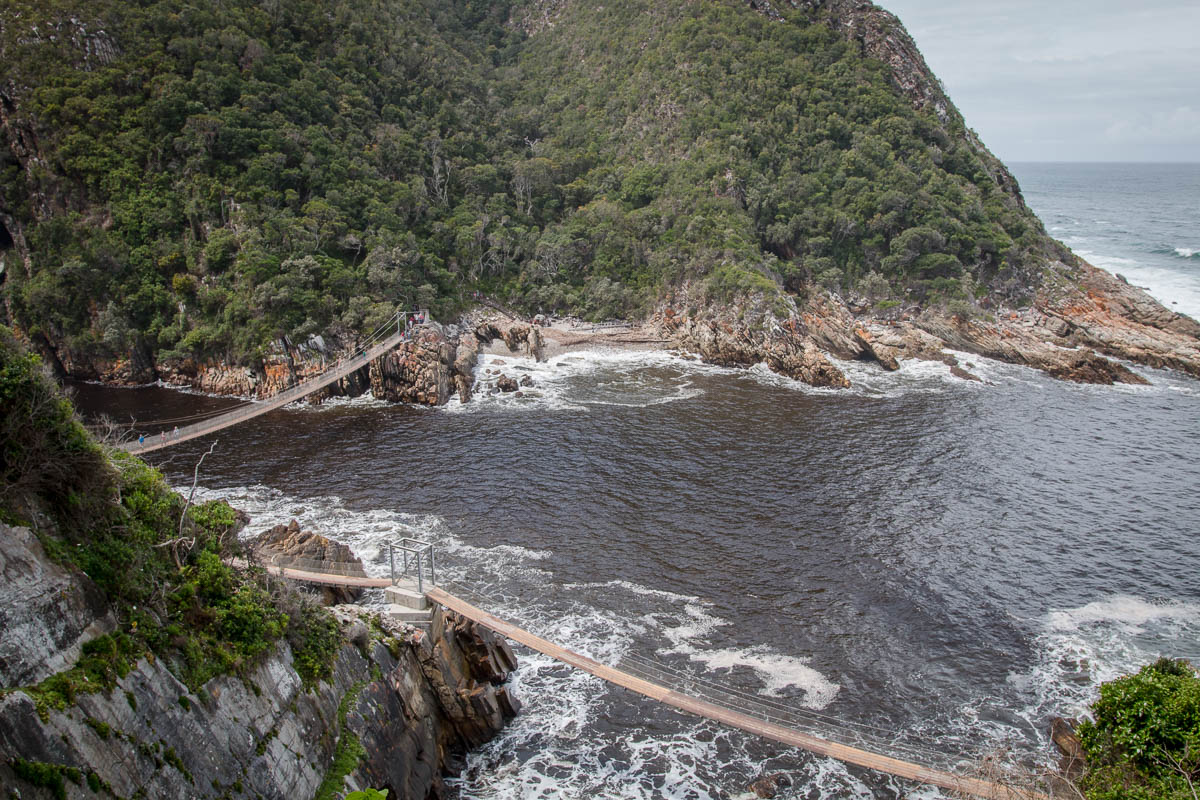 Tsitsikamma - Storms River Mouth