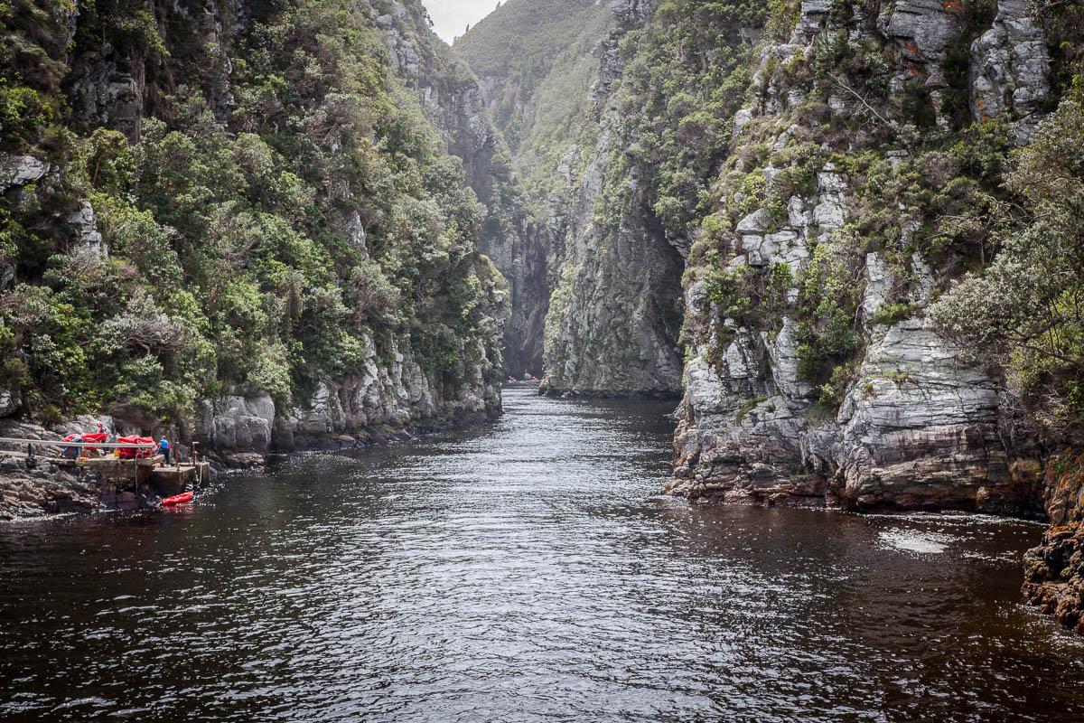 Tsitsikamma - Storms River Mouth