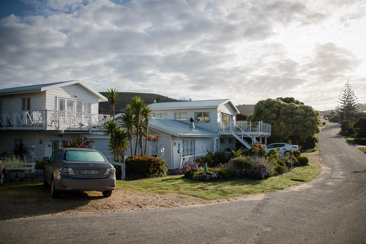 Brenton-on-Sea - Unser Guesthouse