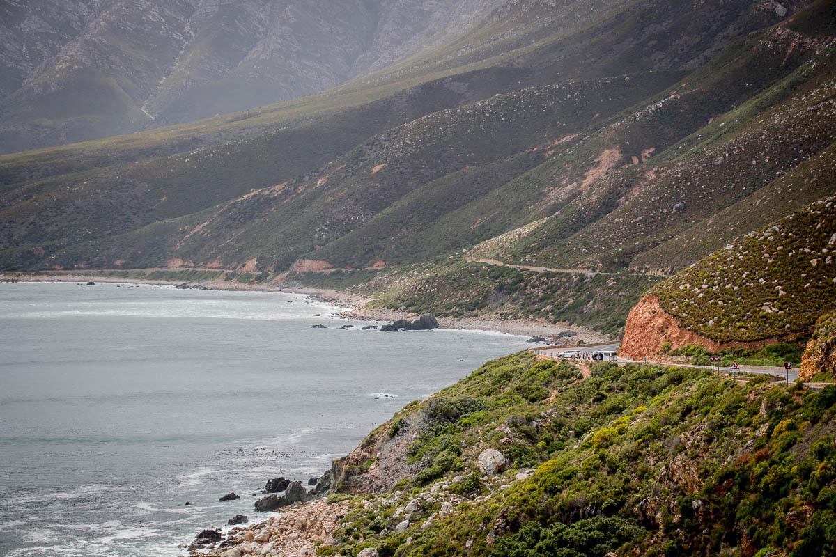 Auf dem Weg nach Stellenbosch