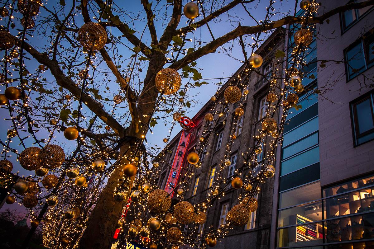 Weihnachtliches Hannover