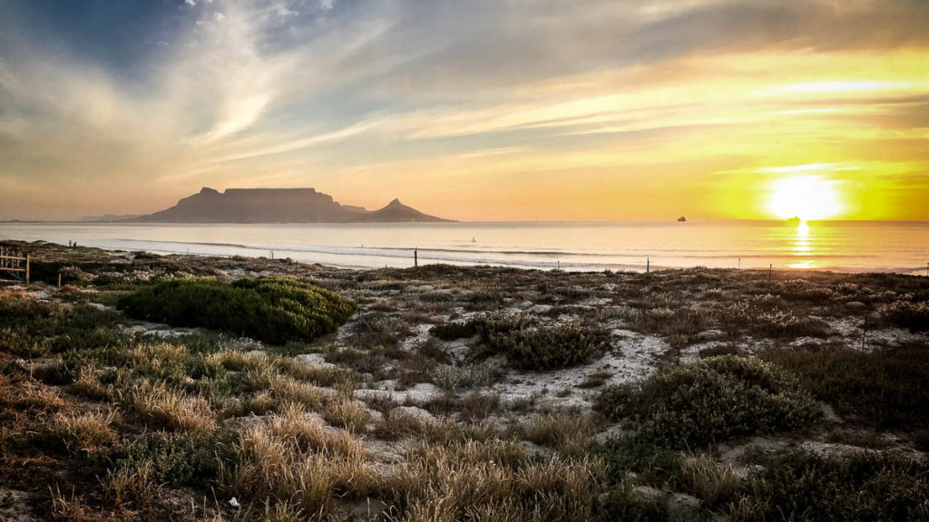 Dolphins Beach Blouberg Strand