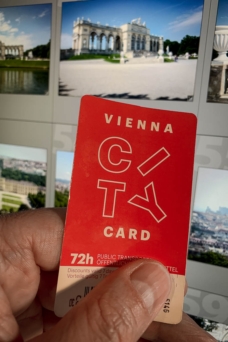 Vienna City Card 72h