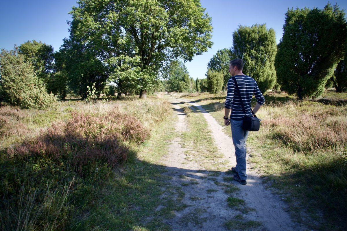 Wandern in der Lüneburger Heide