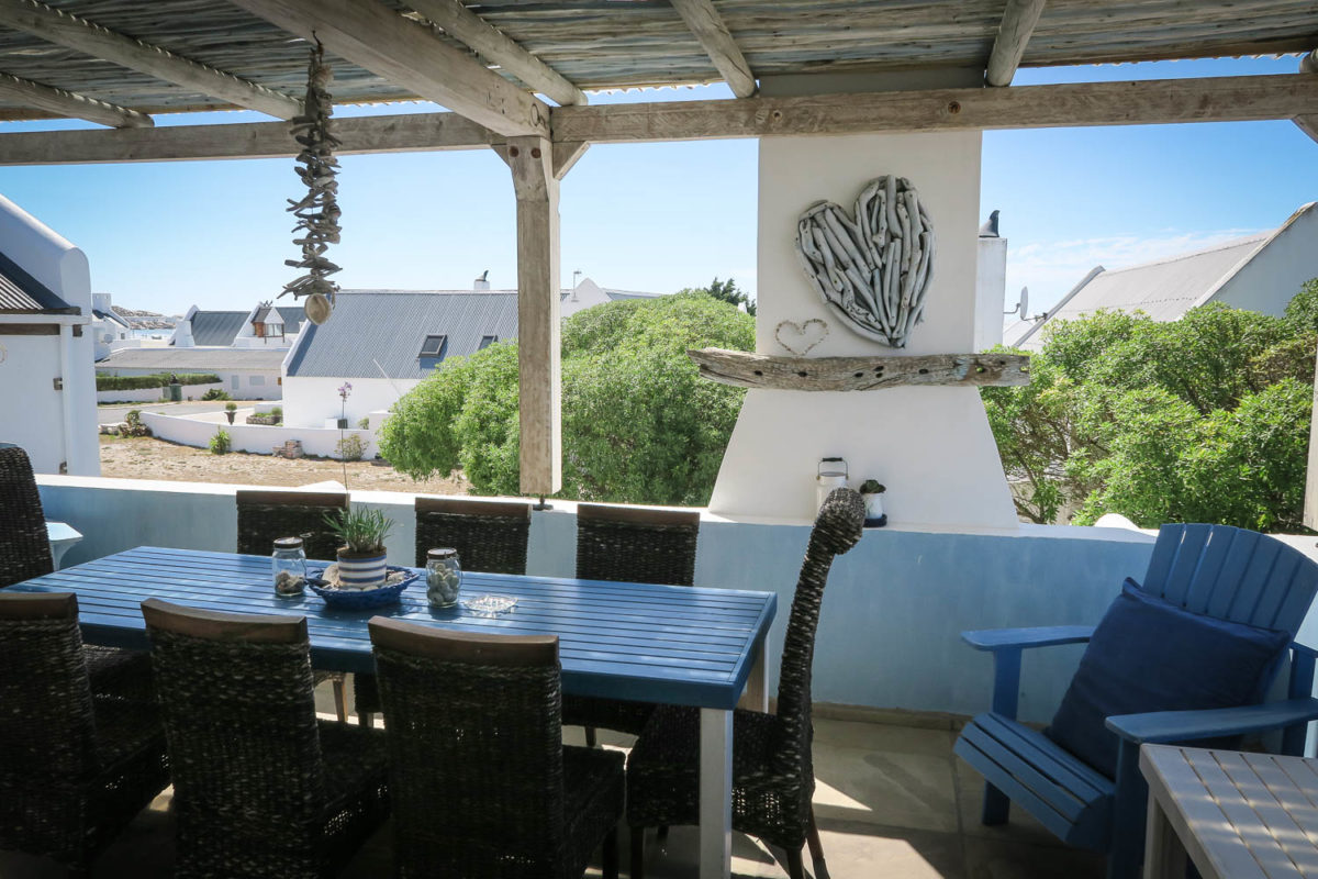 Unser Airbnb in Paternoster
