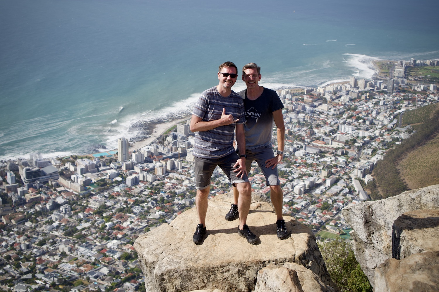 Things to do in Cape Town - Lions Head