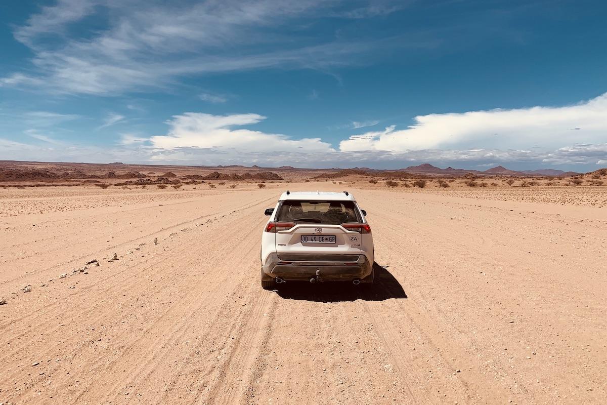 wie man eine Reise durch Namibia plant