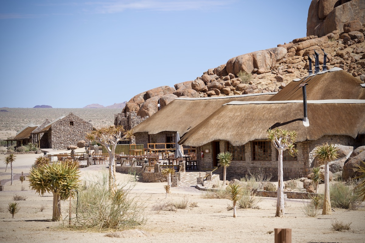 Namibia - Gondwana Canyon Village
