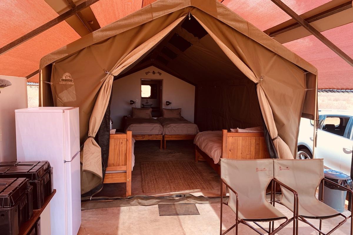 Namibia - Camping2Go Zelt