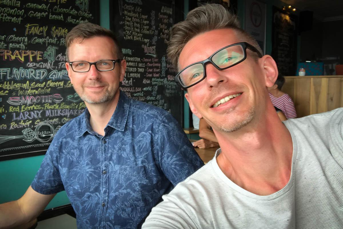 Holger & Gunnar - travellersdelight.de
