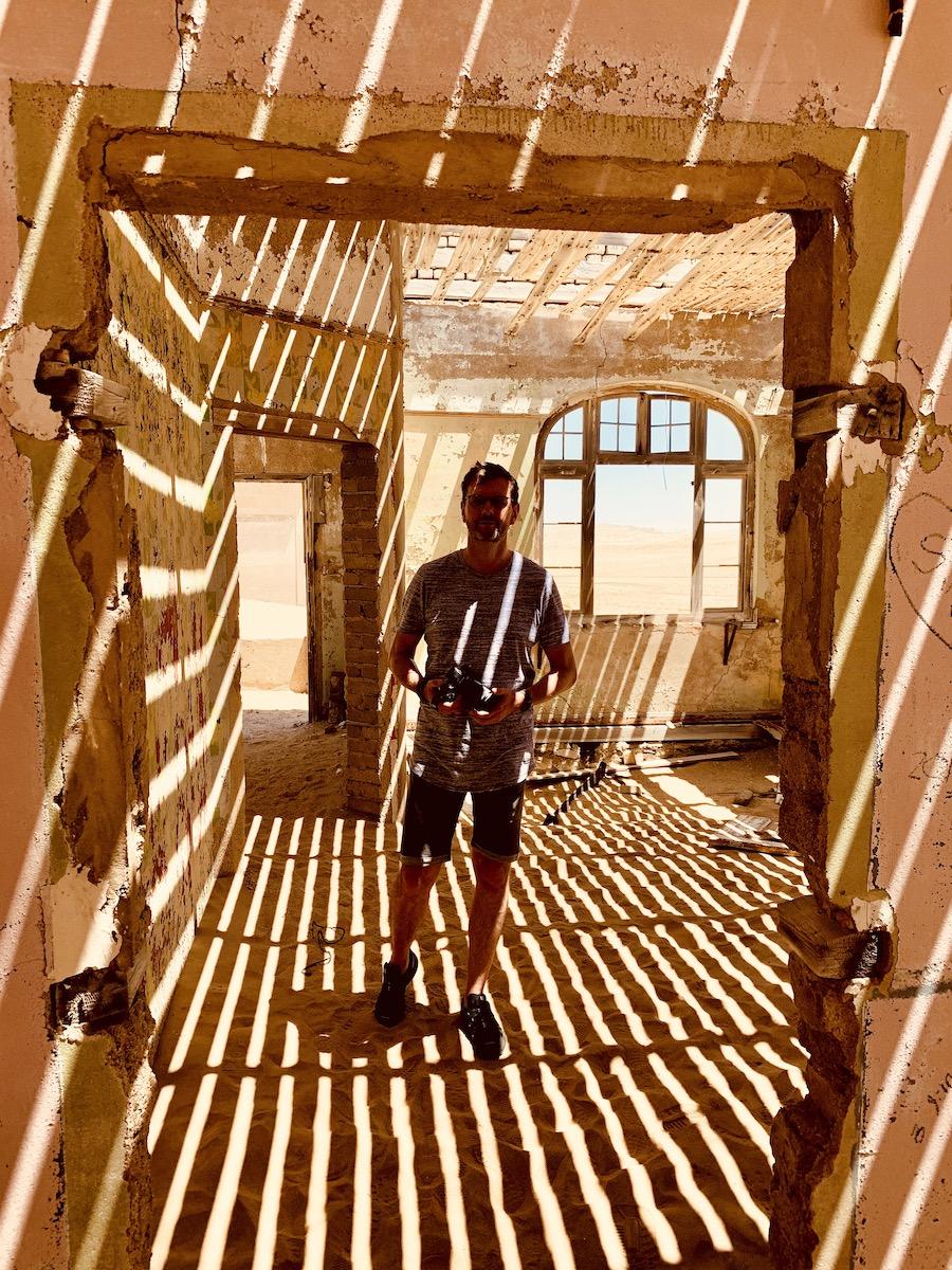 Die Geisterstadt Kolmanskop