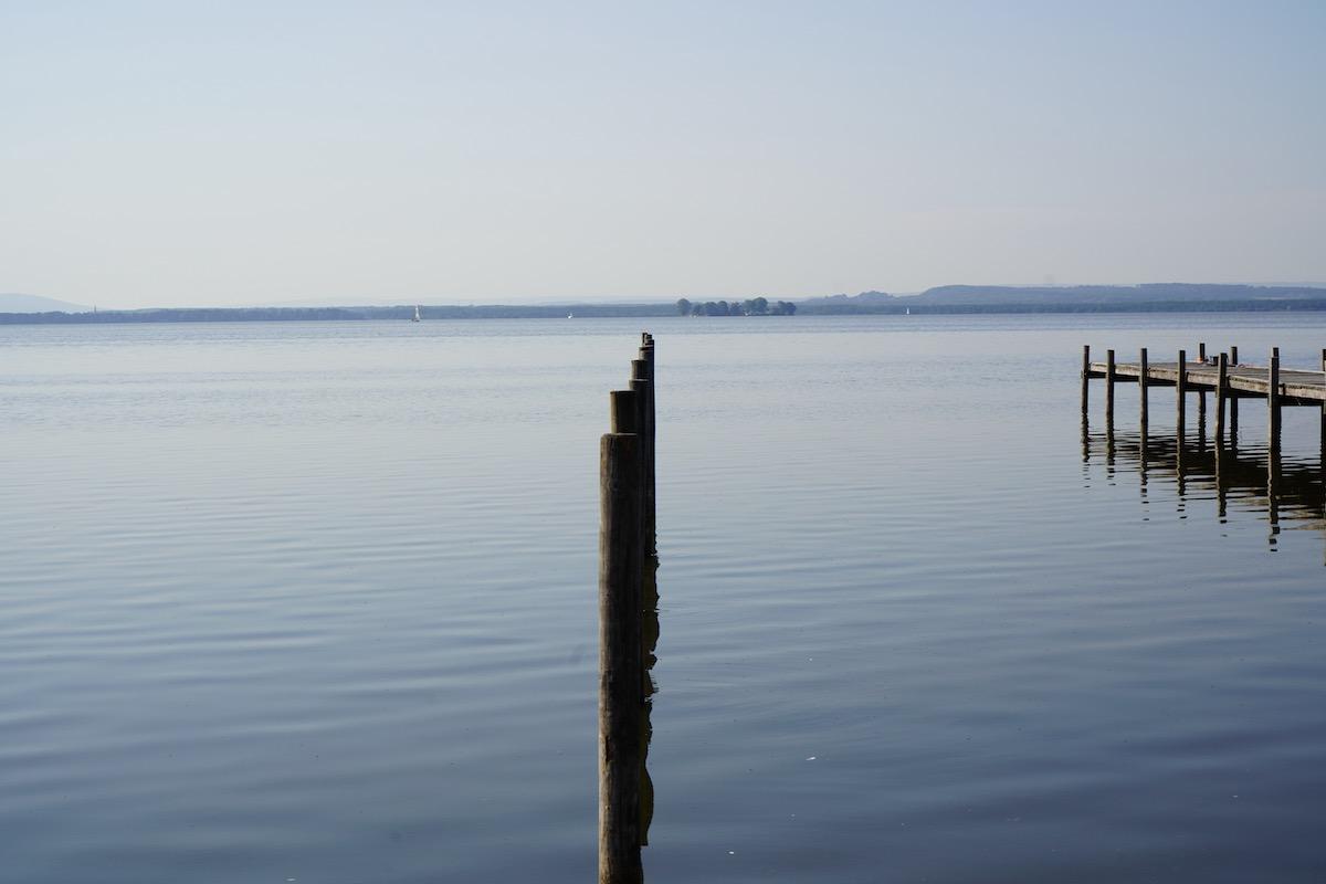 Das idyllische Mardorf am Steinhuder Meer