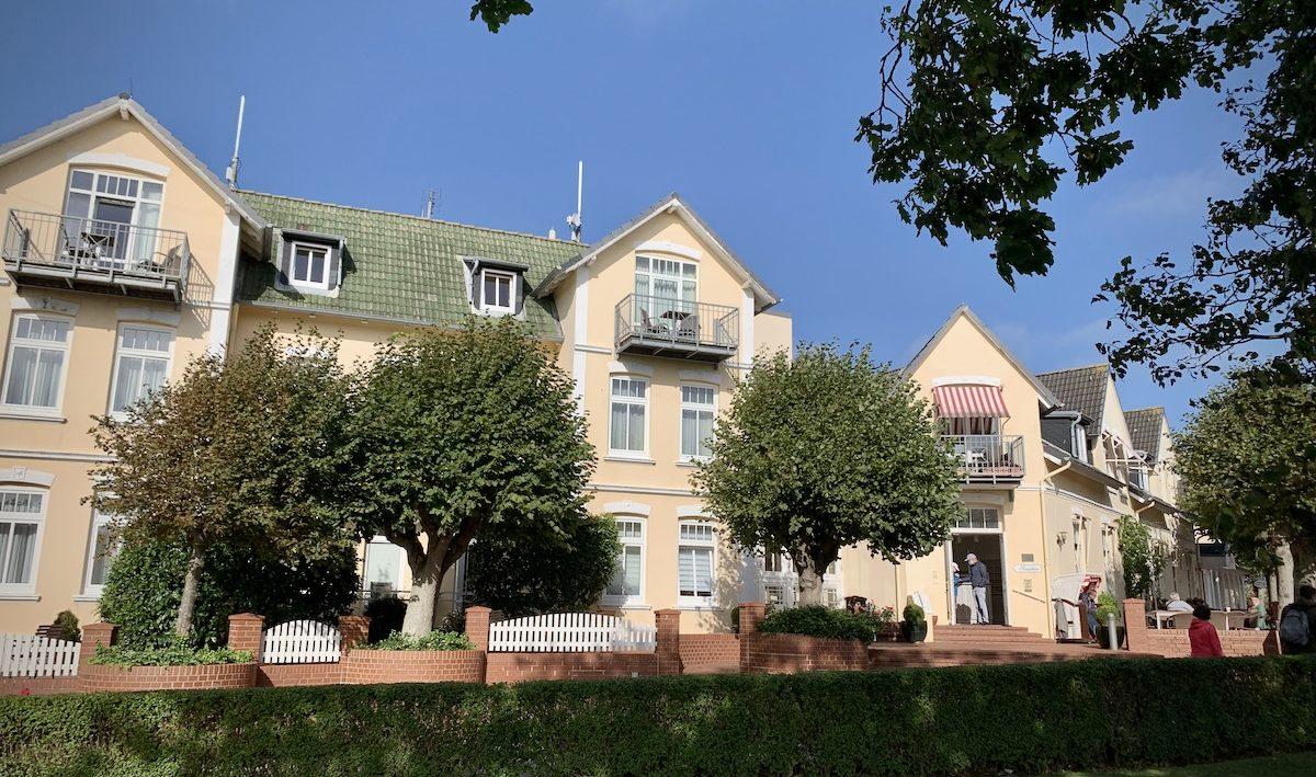 Hotel Hüttmann Norddorf, Amrum