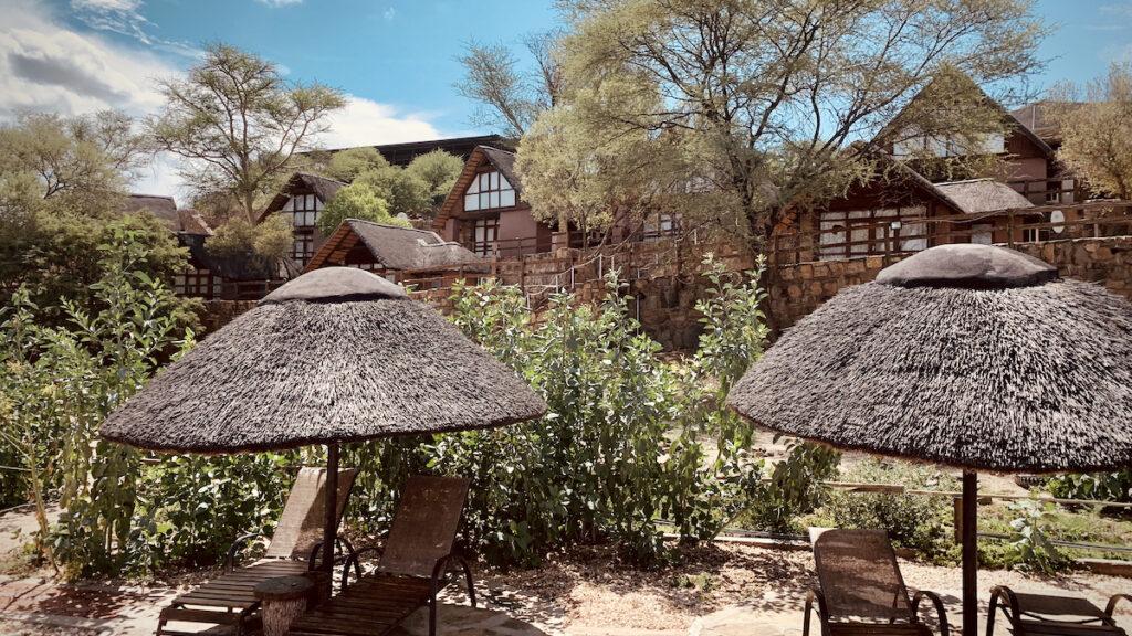 Namibia - Von Bach Dam Resort