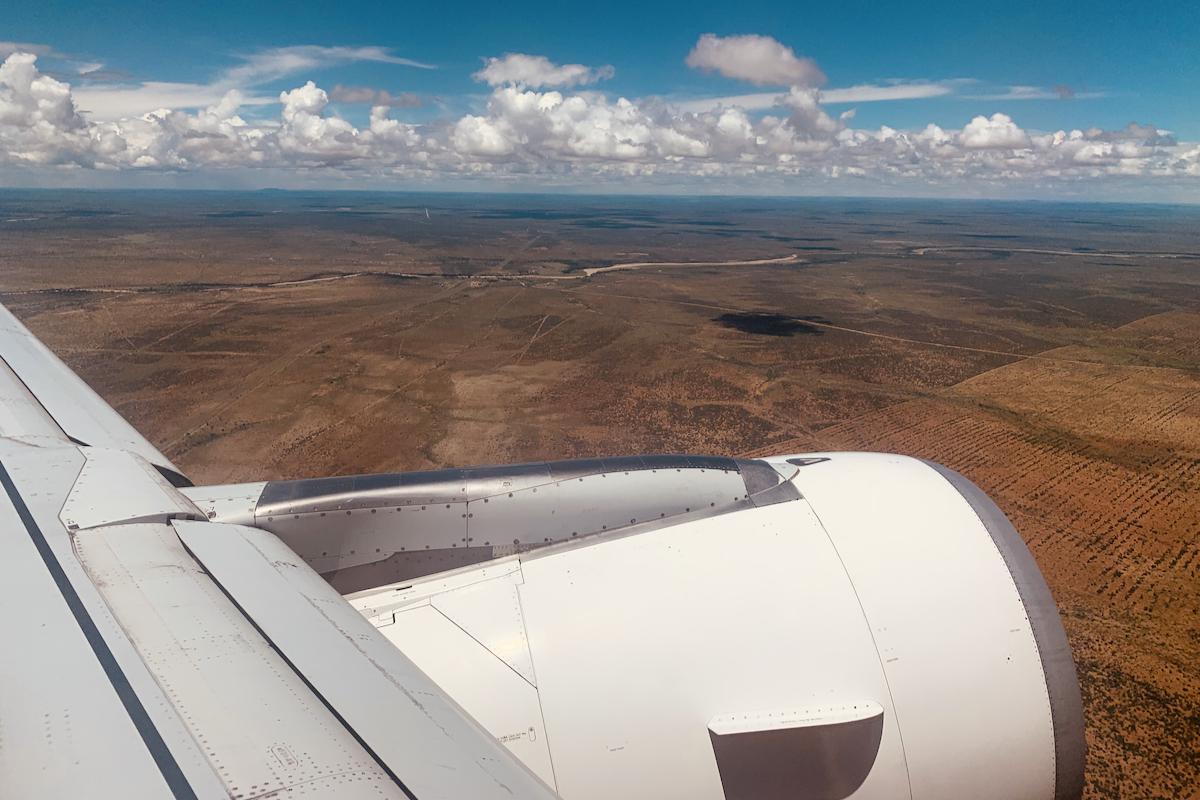 Abschied von Namibia
